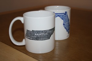 Map My State Mugs