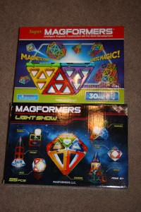 Photo of Magformers magnetic toys