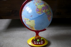 GeoSafari Talking Globe Junior Review