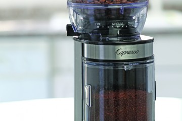 Capresso Ceramic Burr Grinder Review