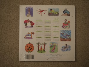 ABCs of Yoga for Kids Calendar Review