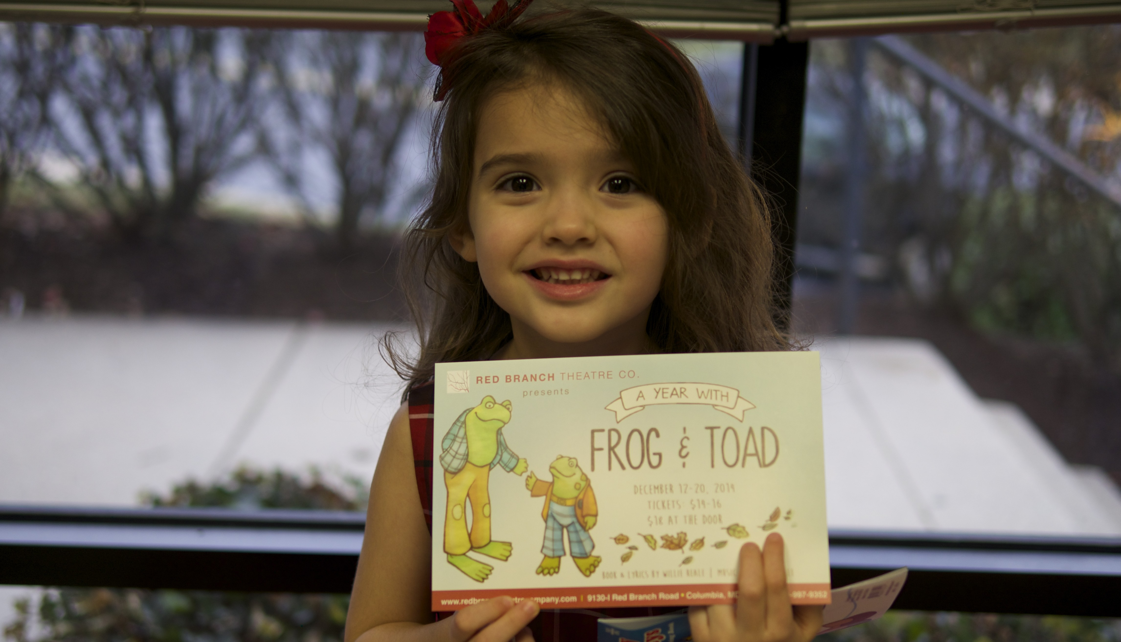 Red Branch Theater Company's 'A Year with Frog and Toad' Review