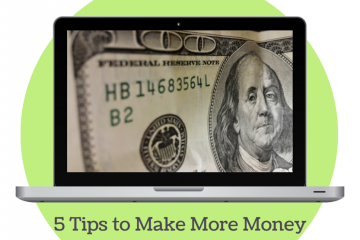 Tips to Make More Money