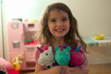 Whether your children love puppets or unicorns, the Puppet on a Stick Prancer set is an awesome fit for playing make believe. Check out our review.