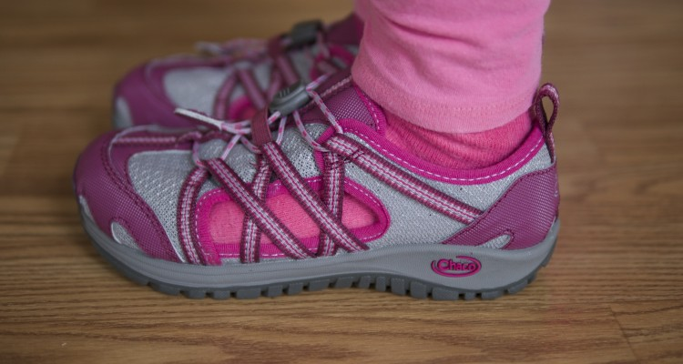 Chacos Kids Outcross Review