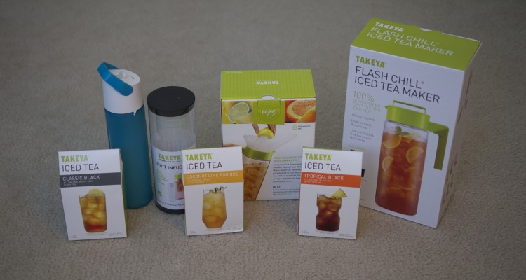 Takeya Iced Tea Maker Review - by Theresa Pickett - www.theresasreviews.com