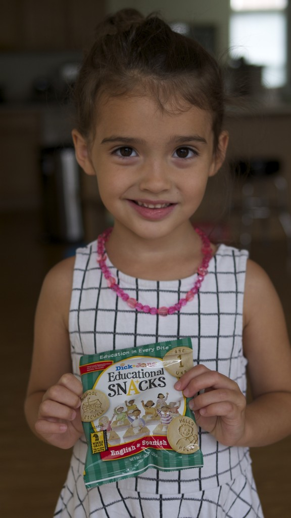 Dick and Jane Educational Cookie Snacks - www.theresasreviews.com - Theresa's Reviews