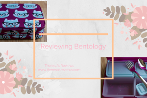 Reviewing Bentology - Theresa's Reviews - www.theresasreviews.com