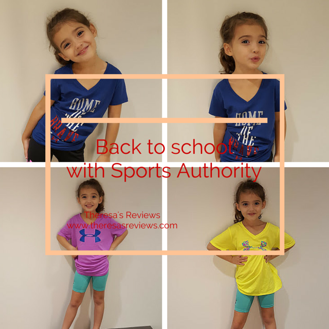 Check out back to school picks at Sports Authority for the 2015/2016 school year on Theresa's Reviews - www.theresasreviews.com.