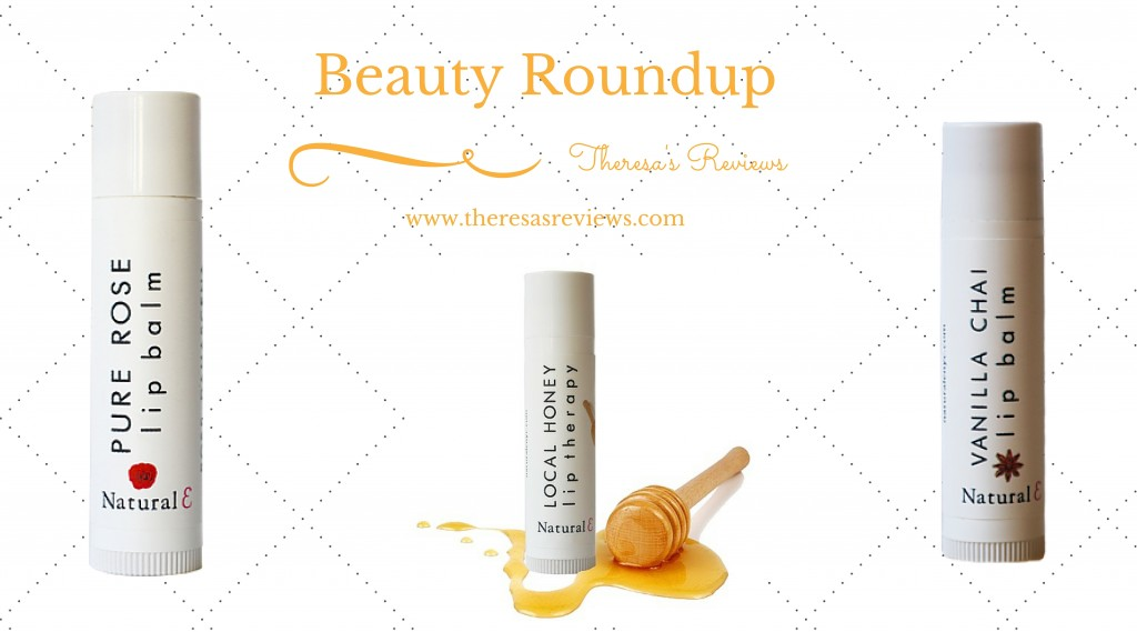 Beauty Products Roundup - Theresa's Reviews - www.theresasreviews.com