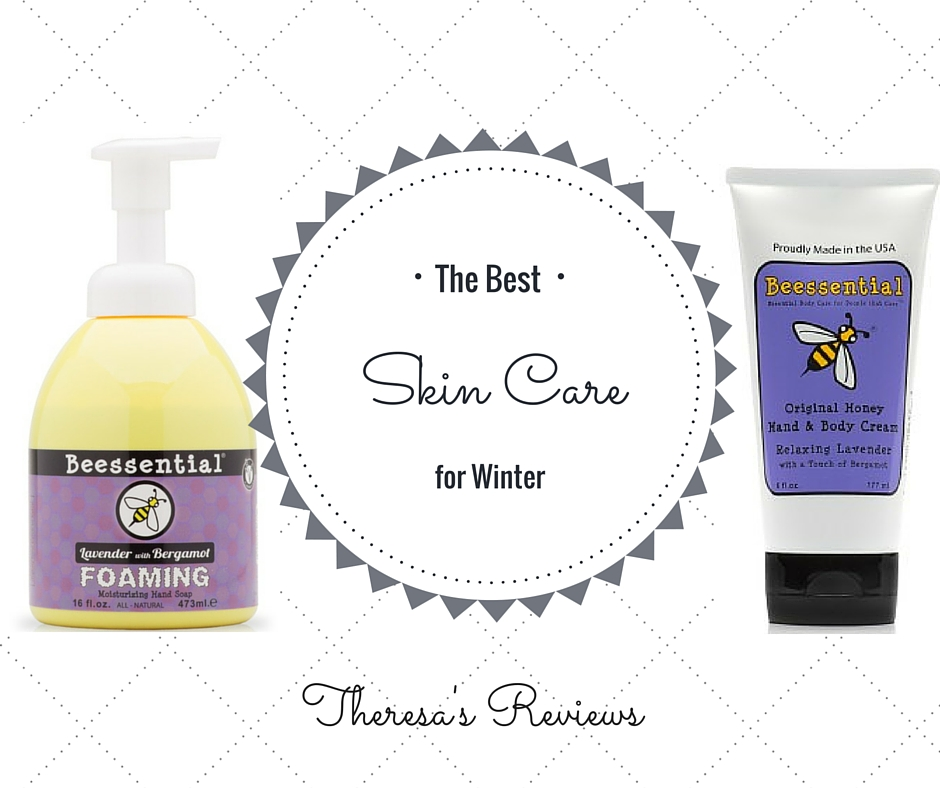 Best Skin Care for Winter - @BeessentialBDCR - on Theresa's Reviews