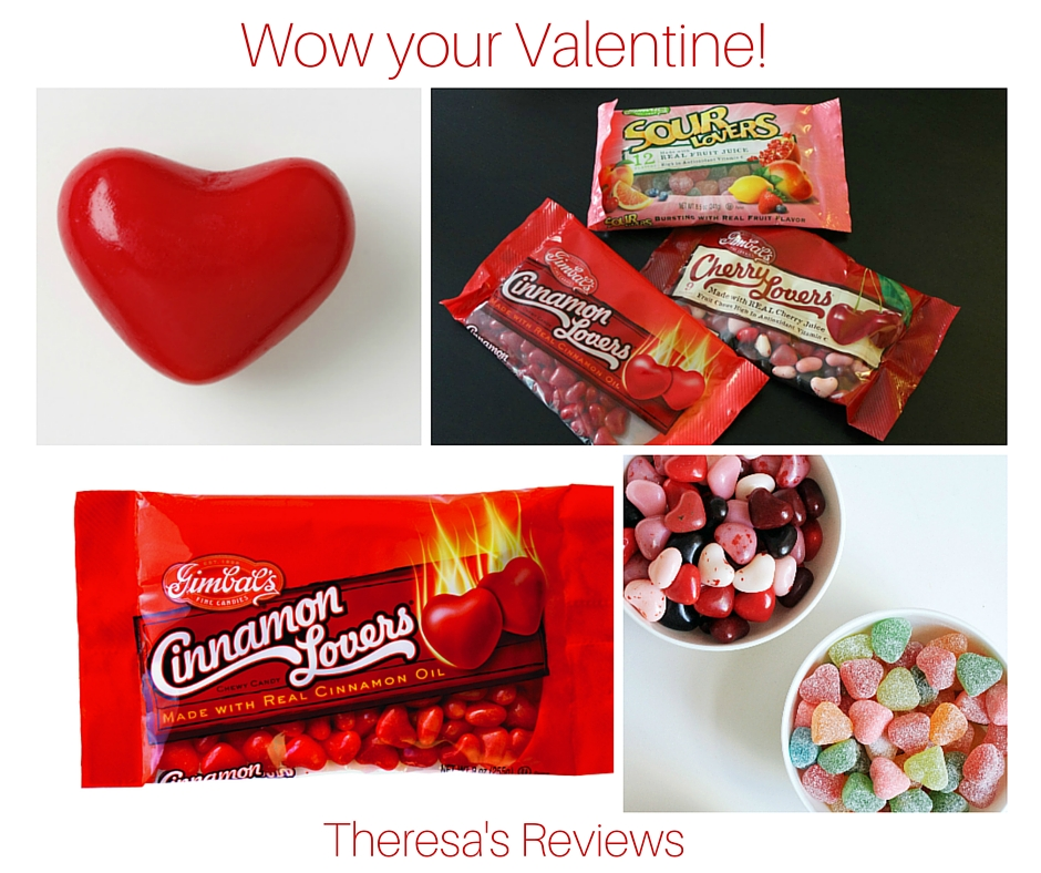 Wow your Valentine! Theresa's Reviews Valentine's Day Gift Guide - www.theresasreviews.com