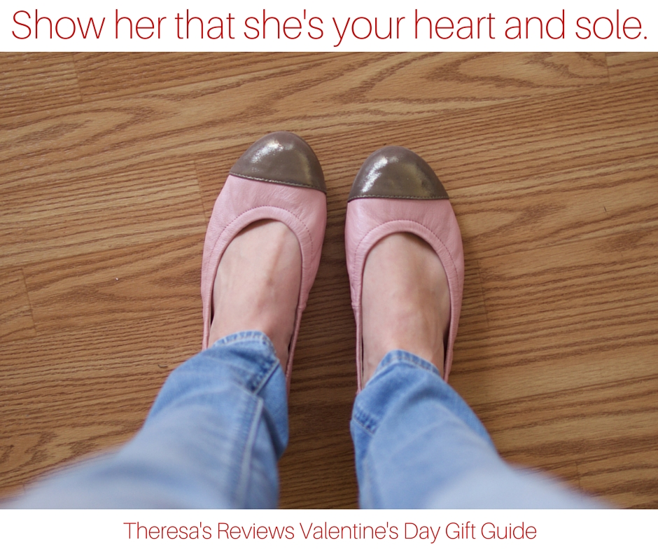 Show her that she's your heart and sole - Valentine's Day Gift Guide - Featuring Nene Shoes - Theresa's Reviews - www.theresasreviews.com