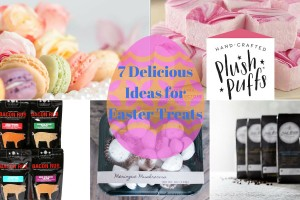 7 Ideas for Delicious Easter Treats - on Theresa's Reviews www.theresasreviews.com