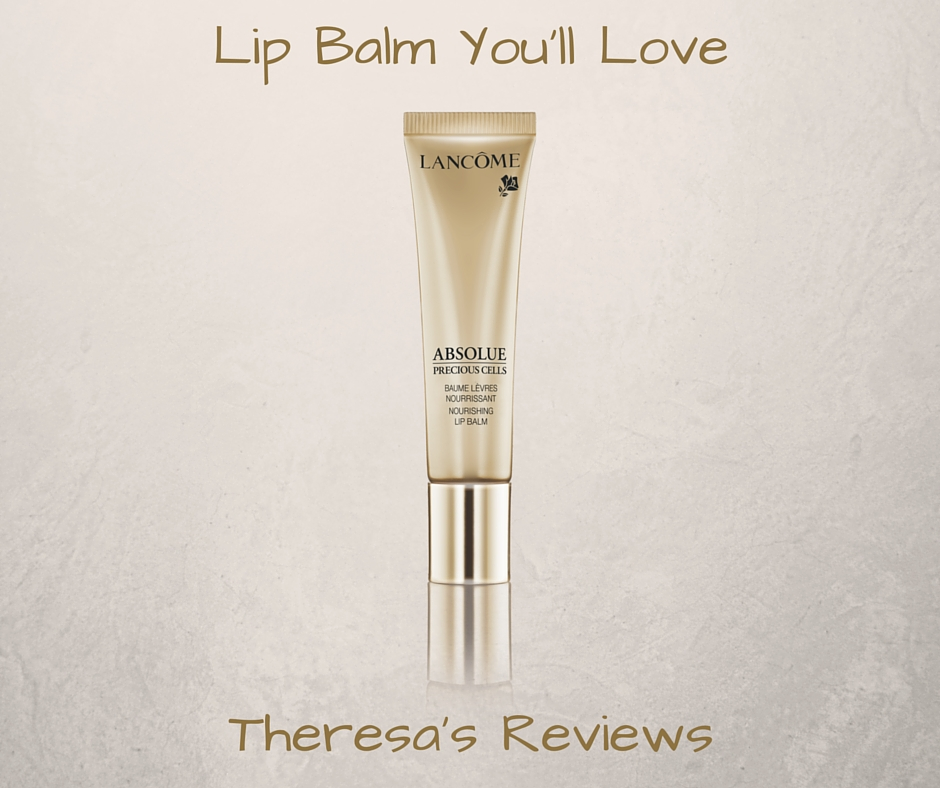 Lip Balm You'll Love - @lancomeusa - on Theresa's Reviews