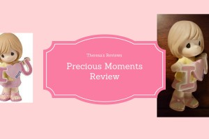 Precious Moments Love You More Girl Review - Theresa's Reviews