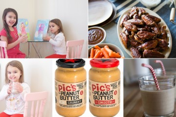 Pic's Really Good Peanut Butter Review, Recipes & a Giveaway! Featuring @picsrgpb at Theresa's Reviews - www.theresasreviews.com