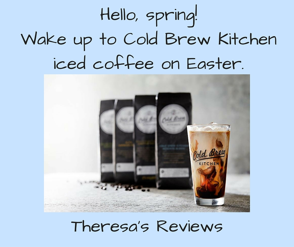7 Ideas for Delicious Easter Treats - Featuring @coldbrewkitchen - on Theresa's Reviews www.theresasreviews.com