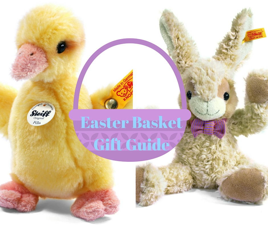 Easter gift guide - gifts for the Easter basket - Featuring @steiffusa - on Theresa's Reviews