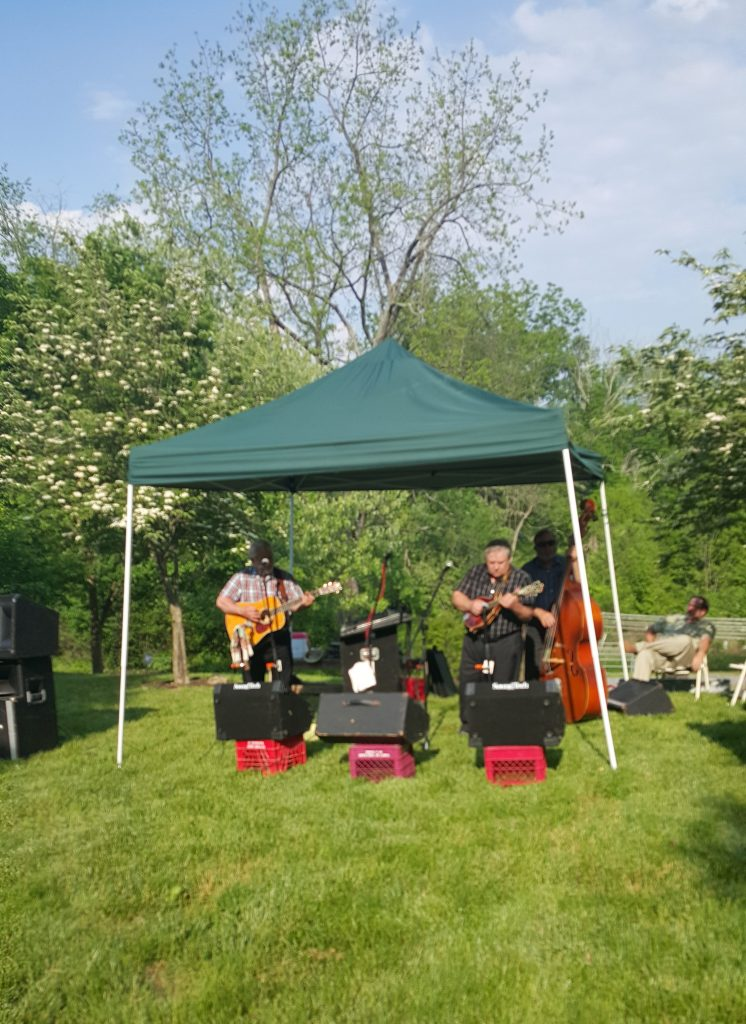 Howard County Conservancy Fundraiser Event May 26th, 2016 - Wine in the Garden and Beer in the Barn