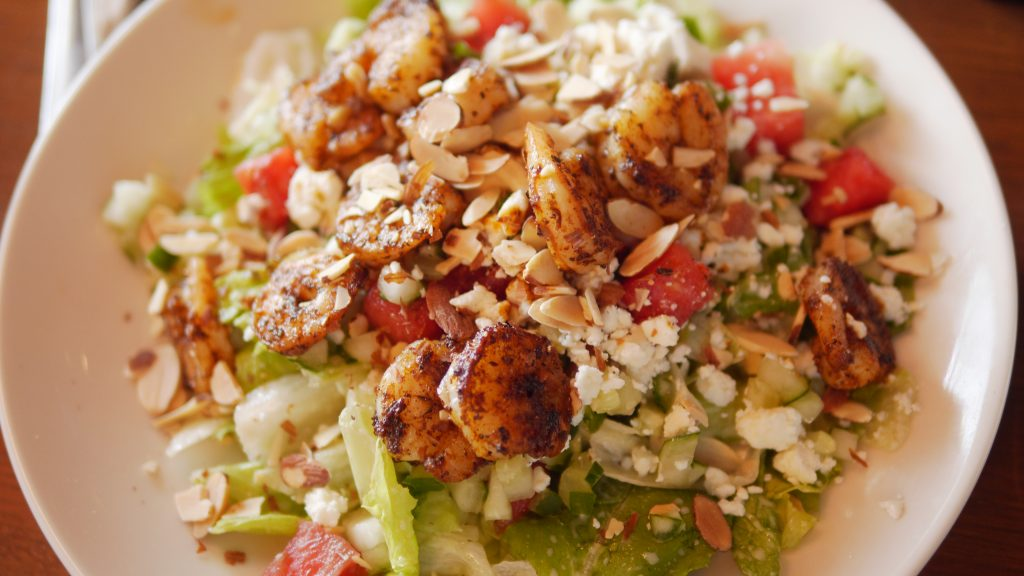 Applebee's debuts a delicious menu of with wood fired grill salads and specialty places along with classic desserts. Enter to win two $50 gift cards there! Found on www.theresasreviews.com.