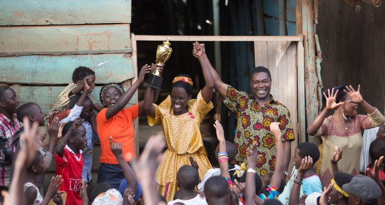 Walt Disney Pictures Presents Queen Of Katwe