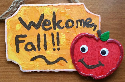 4 DIY Fall Crafts Your Kids Will Love - Found on www.theresasreviews.com - Photo credit: thesahlife.com