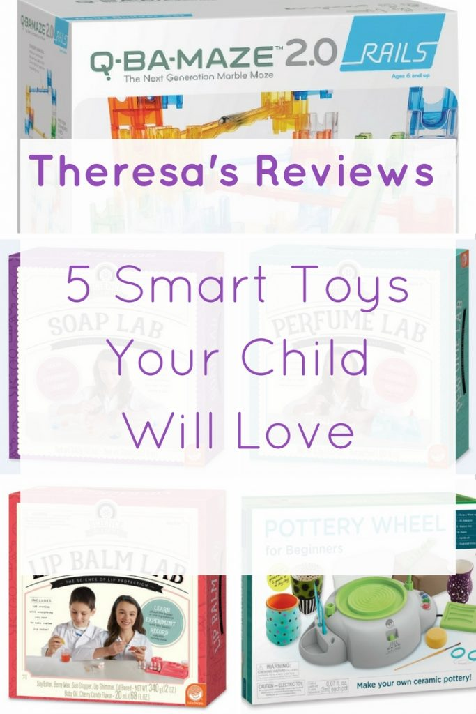 5 Smart Toys Your Child Will Love - Featuring @mindwaretoys - Found on www.theresasreviews.com