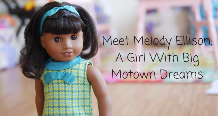 Meet Melody: An American Girl Doll With Big Motown Dreams - Found on Theresa's Reviews - www.theresasreviews.com