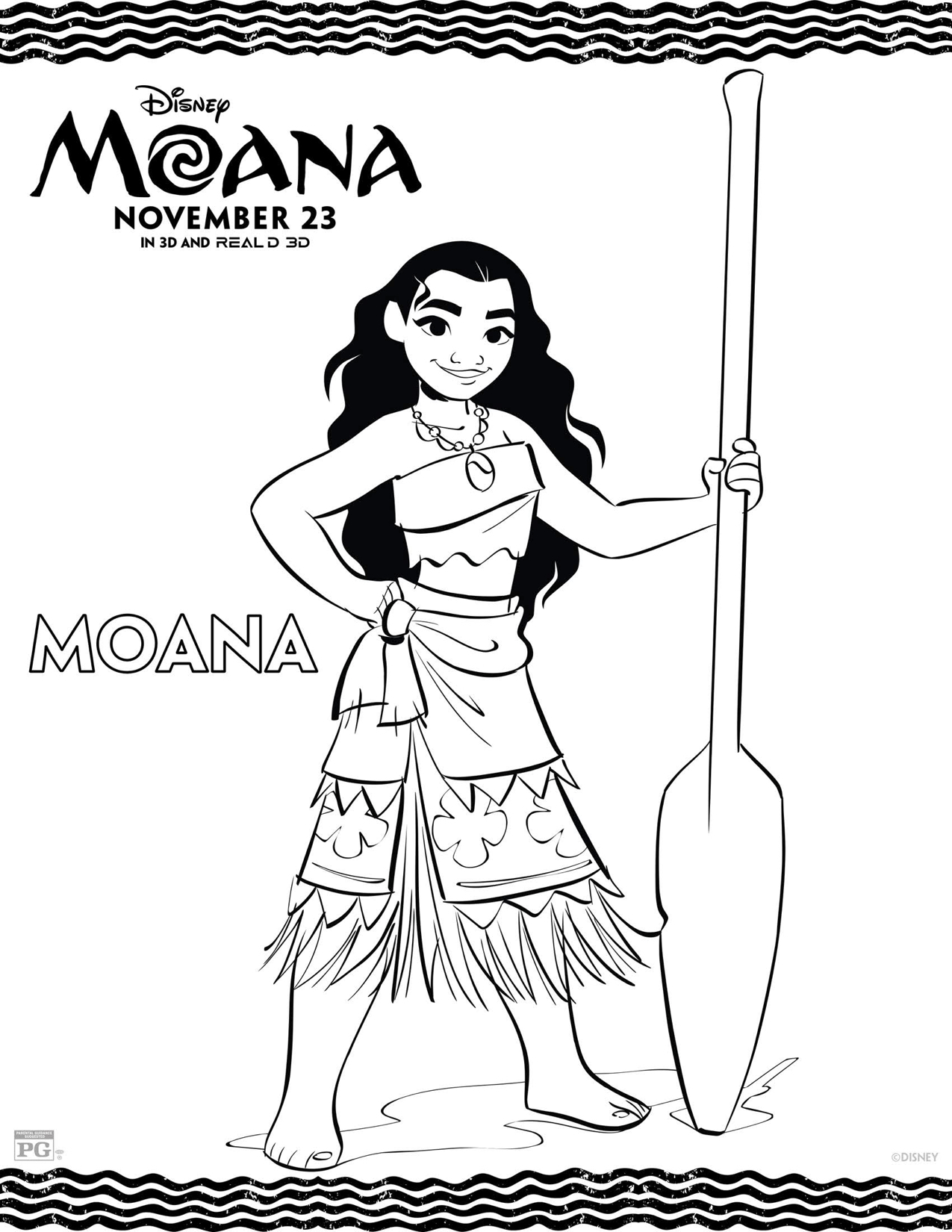 disney u0027s moana free coloring sheet printables theresa u0027s reviews