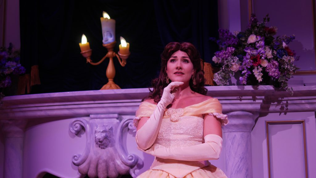 3 Places To See Belle At Walt Disney World's Magic Kingdom - Theresa's Reviews