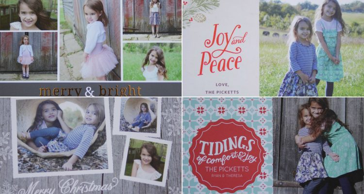 5 Reasons To Plan Your Christmas Cards Early - Found on Theresa's Reviews - www.theresasreviews.com #sponsored