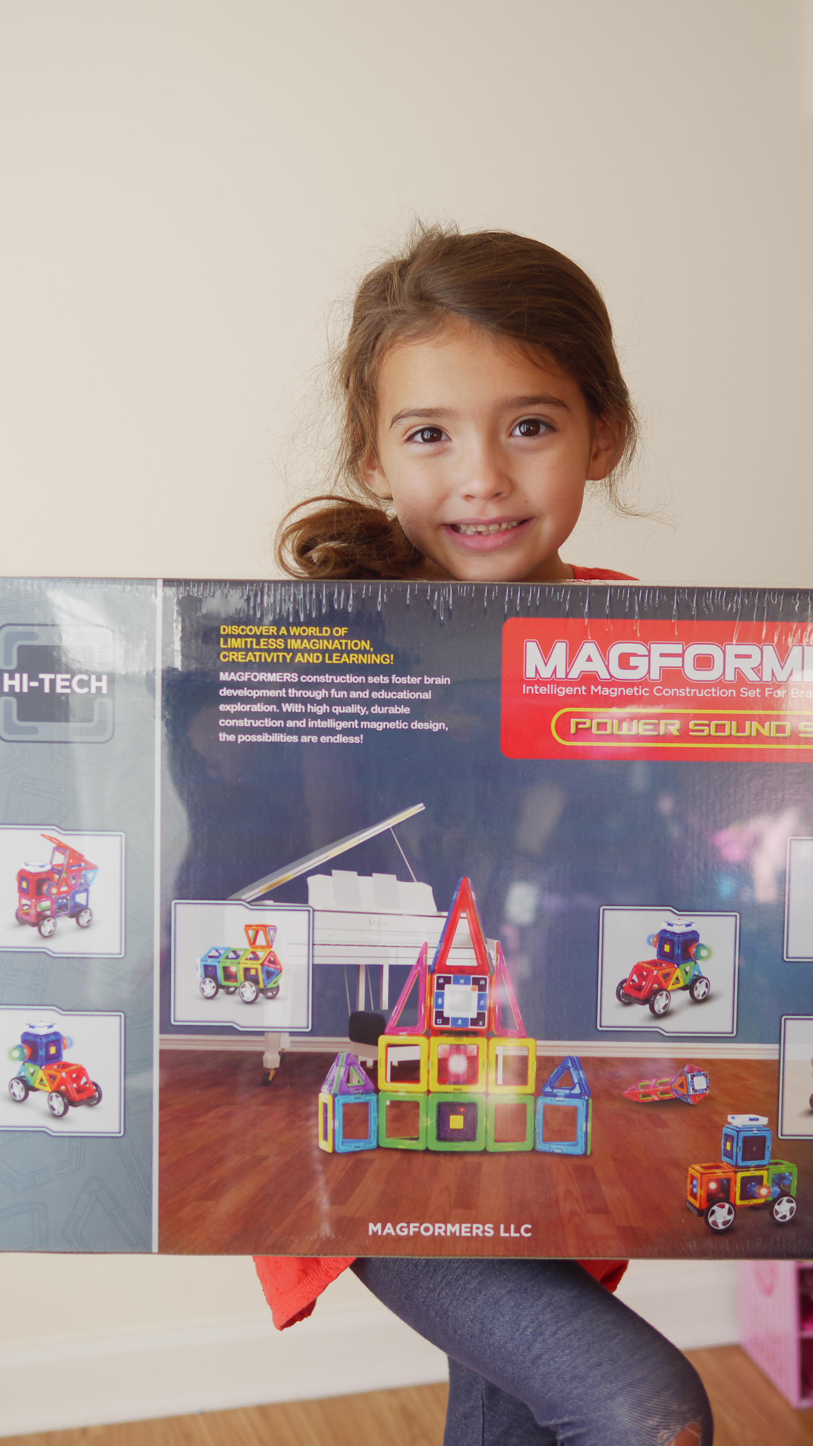Theresa's Reviews shares STEM Learning Tips With Magformers Magnet Toys -