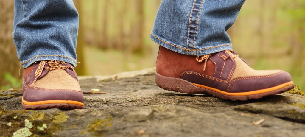 The Woman's Barbary Boots from Chaco work well for a family-friendly hiking adventure.