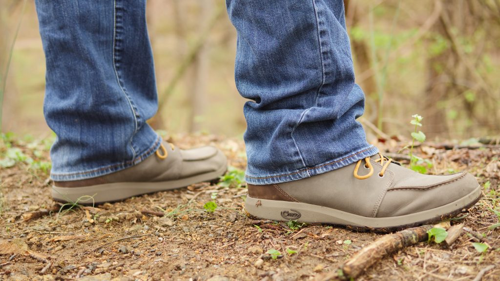 From Chaco, the Men's Brio Boot is a nice looking pair of boots for a casual hike.