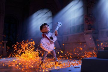 Today, Disney Pixar released the brand new teaser trailer for new animated movie Coco. Check out the trailer and poster here on Theresa's Reviews!