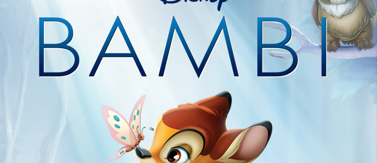 Bambi Anniversary Edition Blu-ray Review on Theresa's Reviews