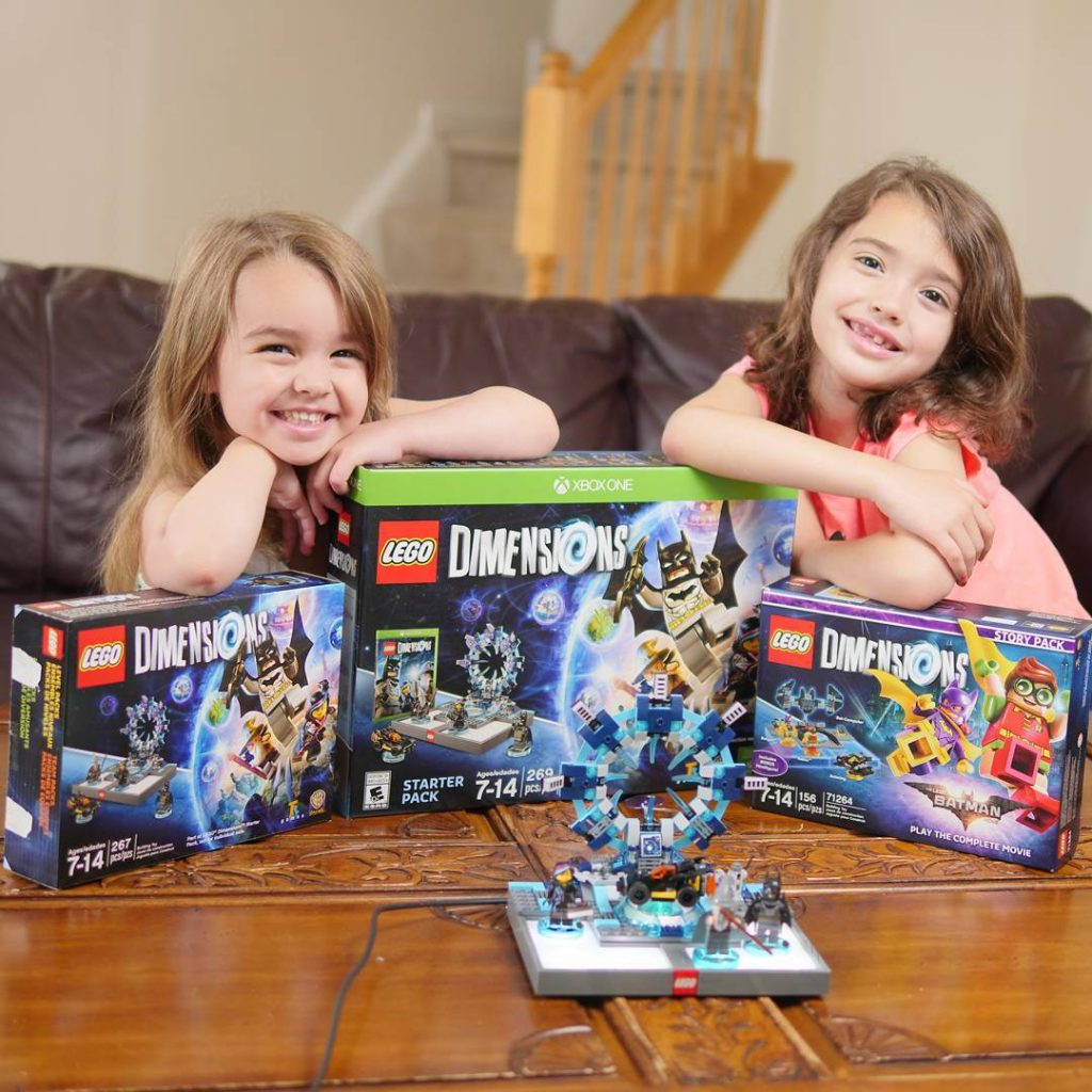 ad With Lego Dimensions your favorite characters come to lifehellip