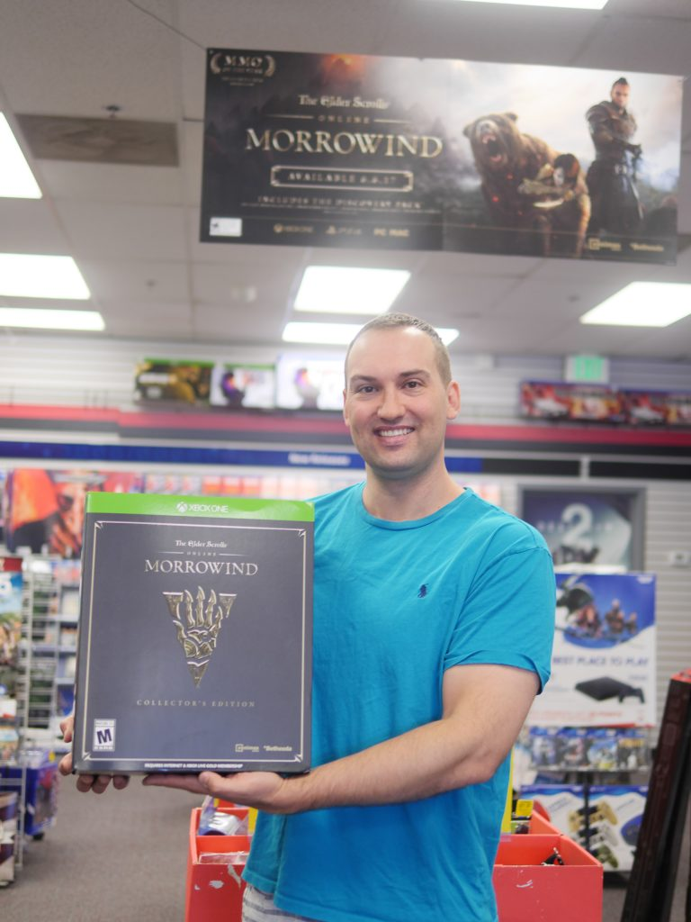 Elder Scrolls Online Morrowind Collector's Edition
