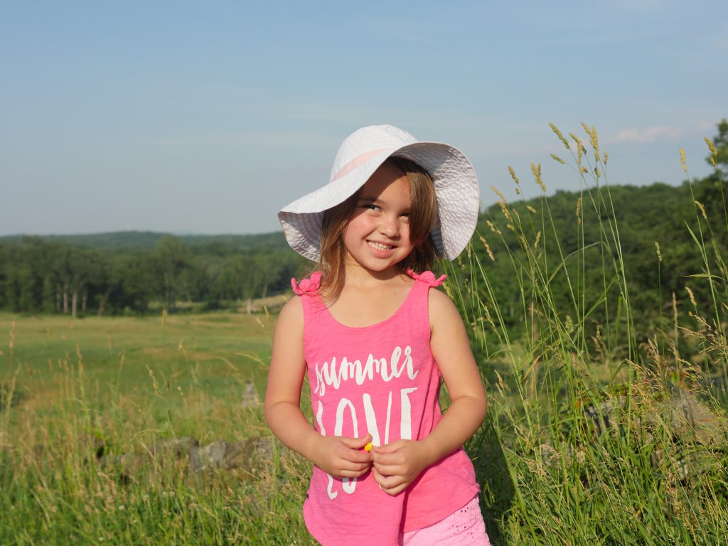 East Cemetery Hill has wide open space perfect for children to stretch their legs after a road trip to Gettysburg.