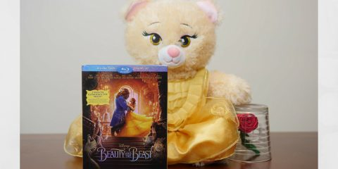 Turn your house into Belle's castle at a family Beauty and the Beast movie party.