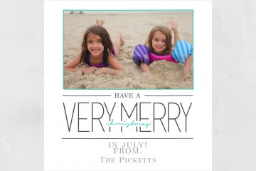 Have a very merry Christmas in July. From, Theresa's Reviews