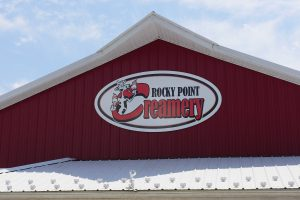 Rocky Point Creamery in Frederick County, Maryland