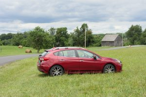 With the 2017 Subaru Impreza 2.0i Sport, you can take your family on fun adventures without sacrificing space, comfort, or technology! - Theresa's Reviews www.theresasreviews.com