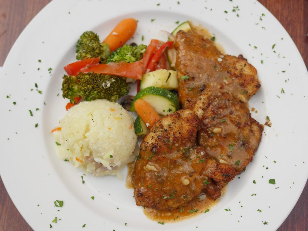 During Howard County Restaurant Weeks, you can get a fantastic Italiano Chicken at Stella Notte.