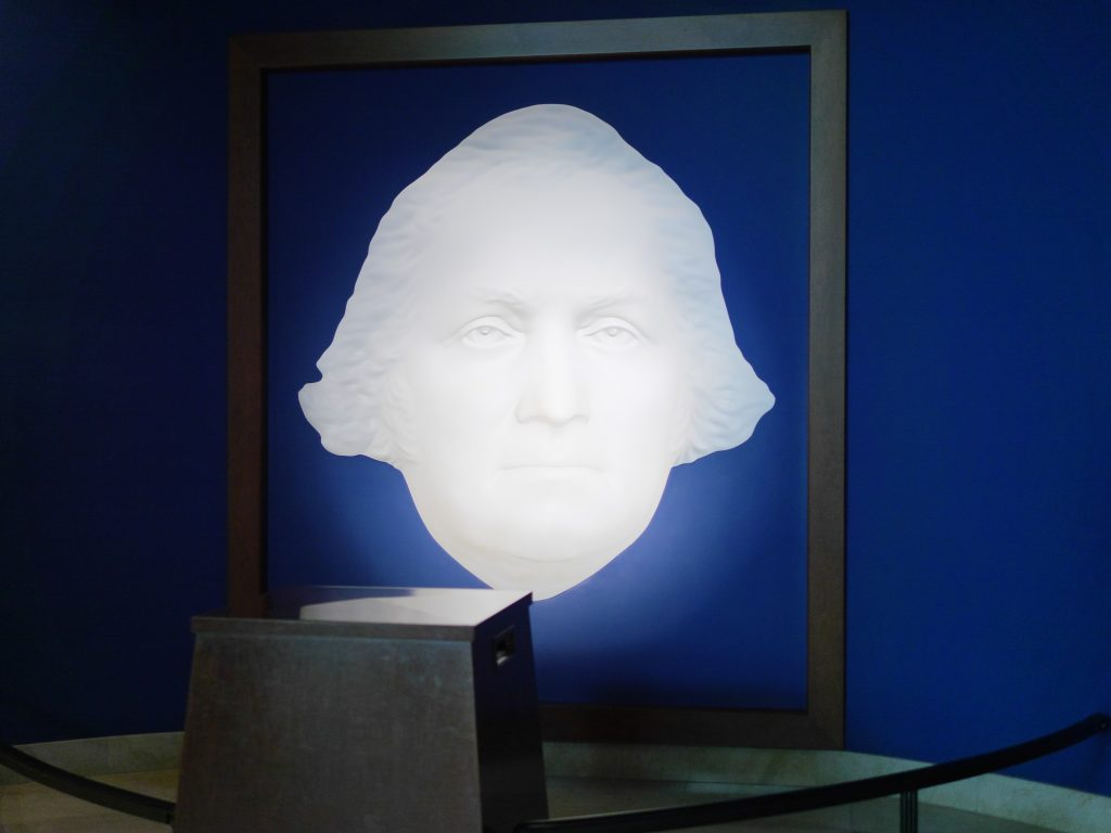 Stop by the Museum and Education Center to learn more about George Washington's life.