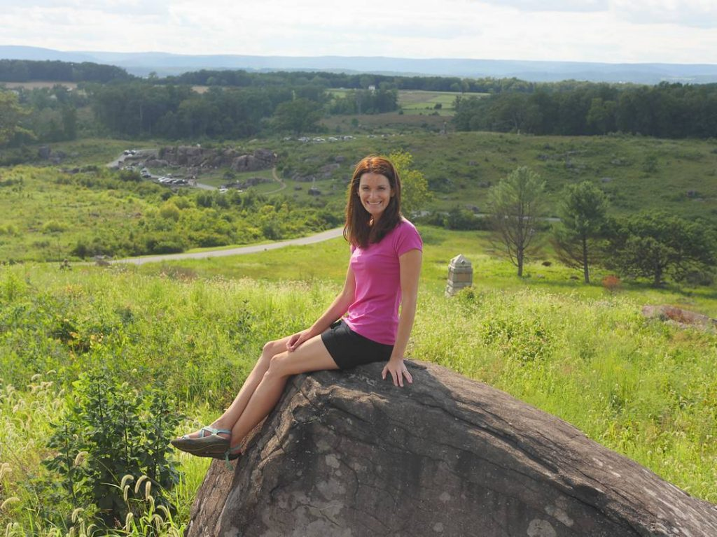 My article about our day trip to Gettysburg is uphellip