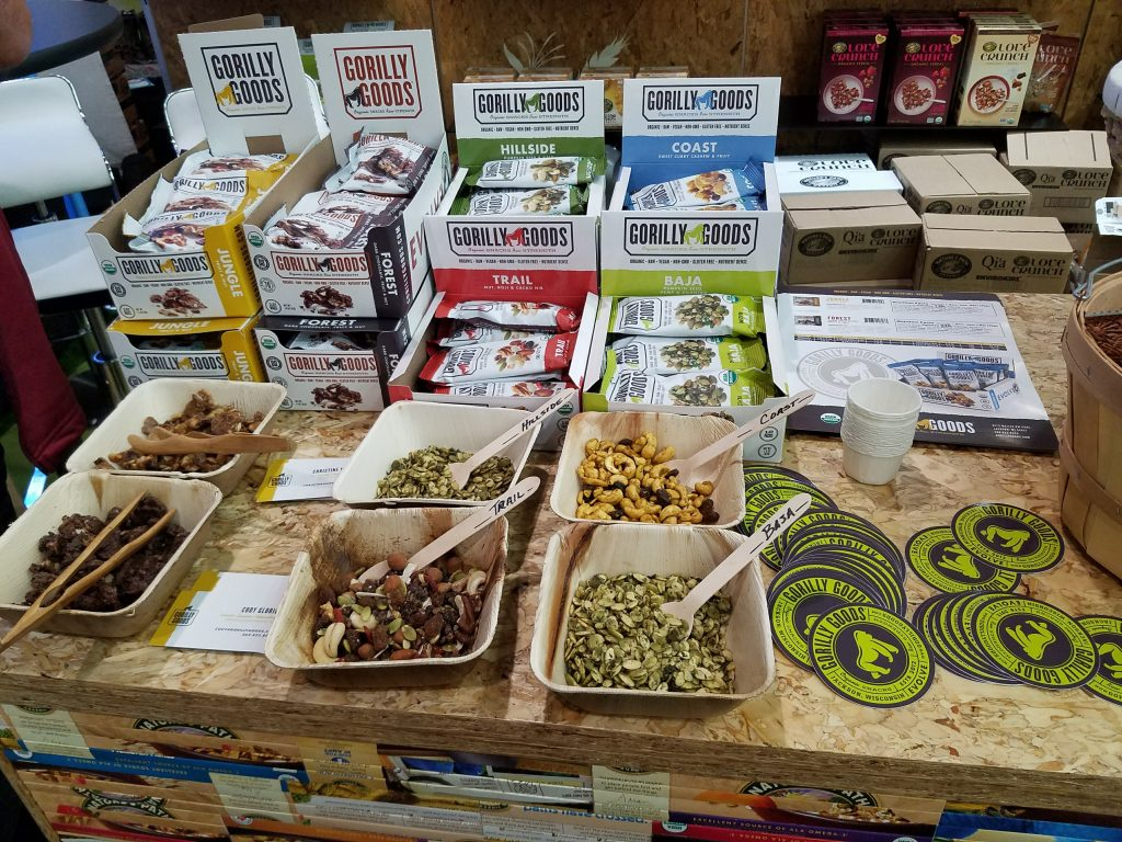 Gorilly Goods at Natural Products Expo East 2017 - Theresa's Reviews #ExpoEast #ExpoEast2017