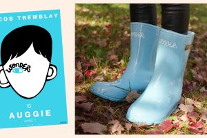 Wonder The Movie Partners With Roma Boots - Theresa's Reviews