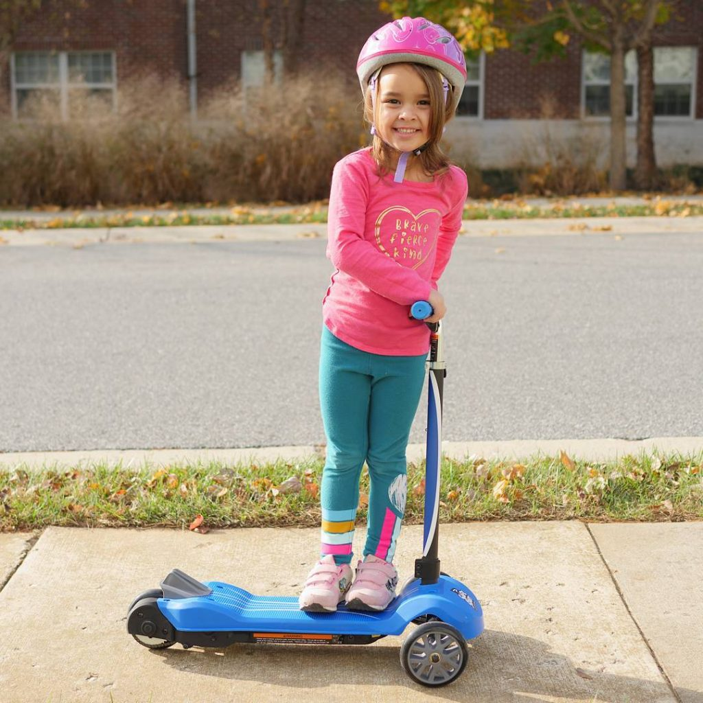 Ad Check out the pulsesafestart Transform electric scooter in Theresashellip
